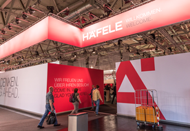 Hafele at Interzum 2017