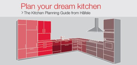 Plan your dream kitchen
