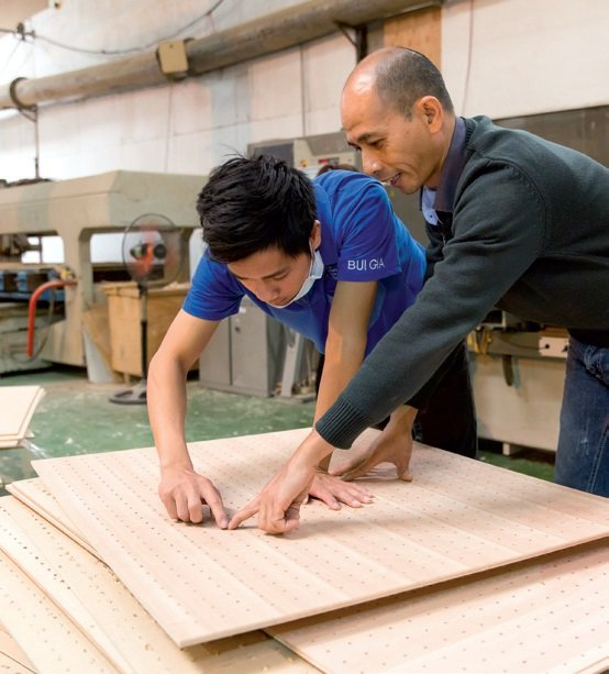 Häfele cùng GIZ nâng cao chuẩn mực trong ngành nội thất Việt Nam