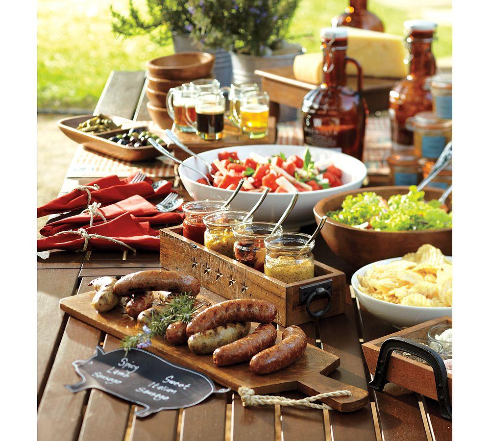 5 lý do nên tổ chức tiệc nướng ngoài trời vào mùa hè