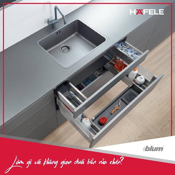 Cần chú ý gì khi xây dựng gian bếp gia đình?