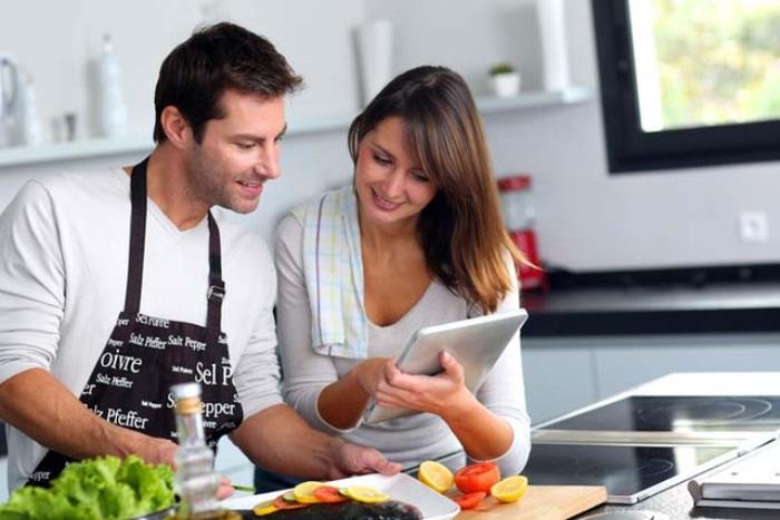 Bếp đóng vai trò quan trọng trong đời sống gia đình Việt Nam