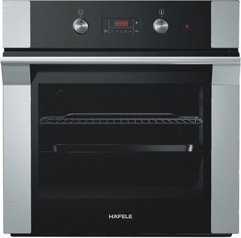 Built-in oven, Knobs and touch control, 60 cm, 65 litres