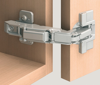 Concealed hinge, Clip Top 170°, full overlay mounting