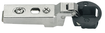 Concealed hinge, Clip Top 94°, half overlay/twin mounting, for glass doors