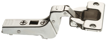 Concealed hinge, Clip Top 95°, inset mounting, with or without automatic closing spring