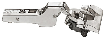 Concealed hinge, Clip Top Blumotion 110°, half overlay/twin mounting