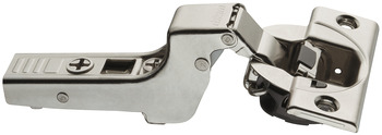 Concealed hinge, Clip Top Blumotion 110°, inset mounting