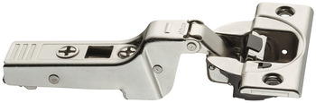 Concealed hinge, Clip Top Blumotion 95°, half overlay/twin mounting