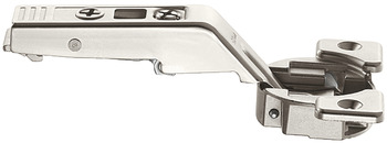 Concealed hinge, Clip Top, intermediate hinge with finger protection guard