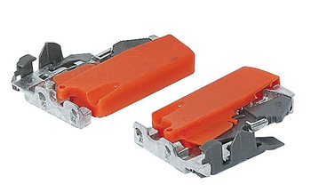 Concealed runners, Snap-in coupling for Blum Tandem 560 H / 566 H full extension
