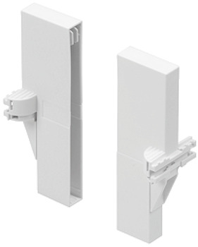 Crossways divider holder set, Blum Orga-Line, for Tandembox intivo Boxcover/Boxcap, system height L