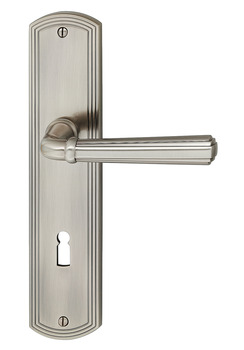 Door handle set, brass, Jado, Escalier R 900/959