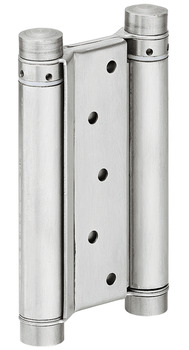 Double action spring hinge, size 126 mm, Startec, for interior doors