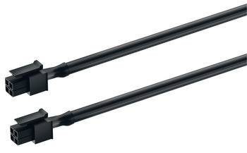 Häfele Loox Lead, 500/2,000 mm, for LED multi switch and LED multi driver box