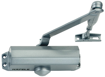 Overhead door closer, DCL 11, EN 3, with arm, Startec