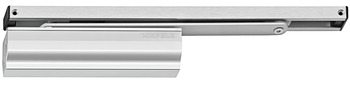 Overhead door closer, Startec DCL 83, with guide rail, EN 2–4
