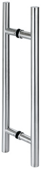 Pull handle, Stainless steel