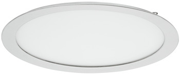 Recessed light, Round, surface light, Häfele Loox LED 3022, 24 V