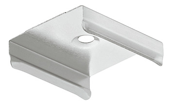 Retaining clip, stainless steel