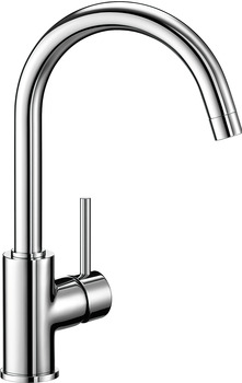 Single lever tap, Mixer tap, Blanco Mida