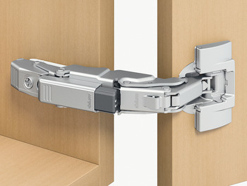 Soft closing mechanism for doors, Blum Blumotion, For cabinets with internal pull out or extending trays, for special applications