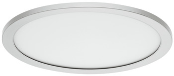 Surface mounted downlight, round, surface light, Häfele Loox LED 3023, plastic, 24 V