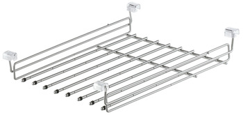 Trouser rack, Steel, for Trend pull-out storage system