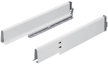 Undersink drawer sides, Tandembox antaro, for undersink cabinet pull-out