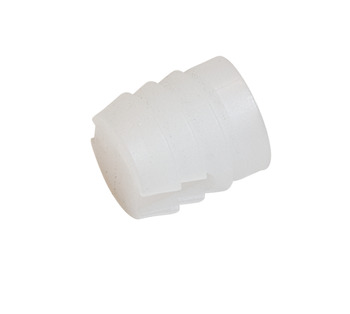 Glue-in sleeve, With special thread, Polyamide