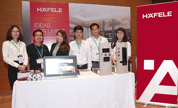 Häfele sponsors for BCI Asia Award 2016