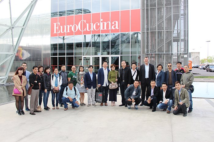 Europe trip for Best Trade dealers 2015