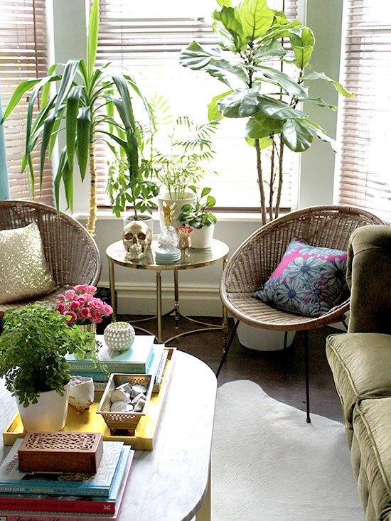3 easy ways to incorporate greenery in your home