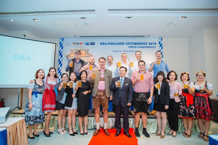 the 2019 GBA Oktoberfest Vietnam