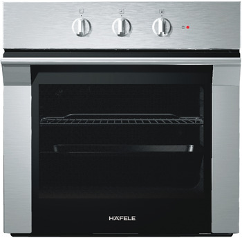 Built-in oven, Knob control, 60 cm, 65 litres
