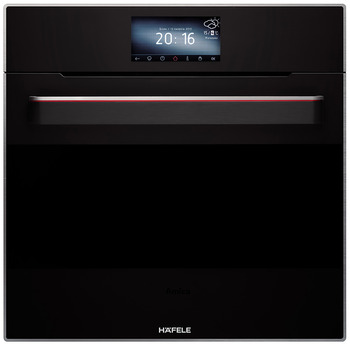 Built-in oven, TFT touch display, highlighted handle, 60 cm, 66 litres