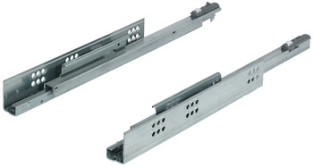 Cabinet rail, Tip-On Blumotion, for Blum Tandembox antaro drawer sides