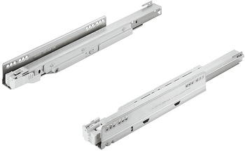 Cabinet rail, With Tip-On, Blum Legrabox pure/free, load bearing capacity: 40 kg
