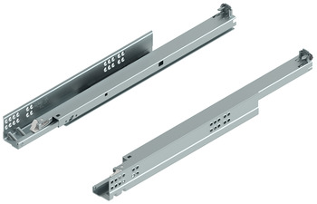 Concealed runners, Blum Tandem 560 H and 566 H full extension – without snap-in coupling, load bearing capacity 30 / 50 kg