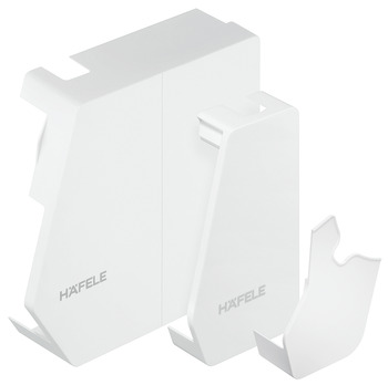 Cover cap set, For Free flap 1.7 E flap fitting