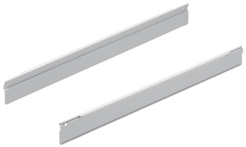 Divider profile, Blum Orga-Line, for Tandembox intivo Boxcover/Boxcap, system height L