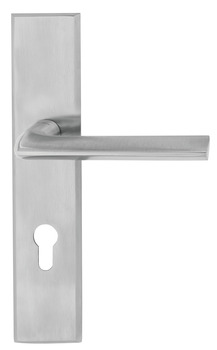 Door handle set , stainless steel, Startec