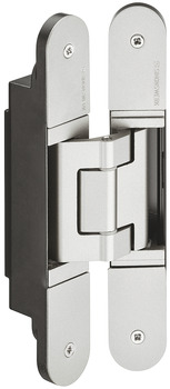 Door hinge, Simonswerk TECTUS TE 540 3D, concealed, for flush doors up to 120 kg
