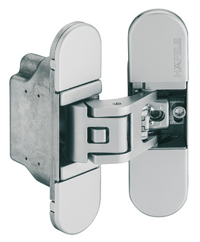 Door hinge, Startec H7, concealed, for flush interior doors up to 50/70 kg