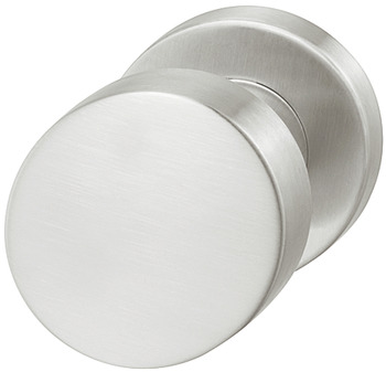 Door knob, residential areas, stainless steel, Startec