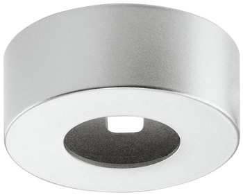 Downlight housing, For Loox LED 2040 and other modular LEDs Ø 40 mm