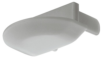 End cap, For profile for recess mounting 6.5 mm