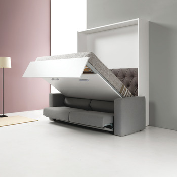 Foldaway bed fitting, Divaletto bed sofa transformable