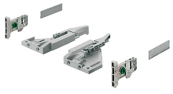 Front fixing bracket set, For Vionaro H89 drawer
