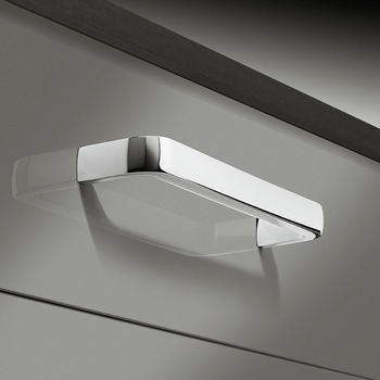 Furniture Handle, zinc alloy D handle, Häfele design